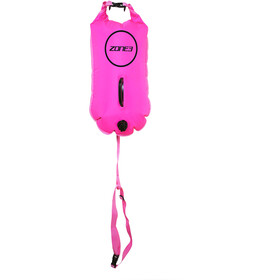 Zone3 Swim Safety Buoy 28l, neon pink